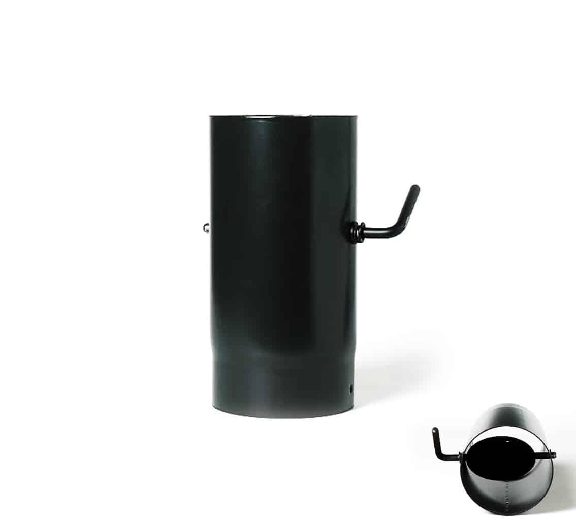 קלפה קפיצית ברזל בציפוי אמאיל - עובי 1.4 מ