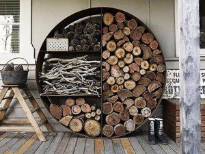 עצים להסקה